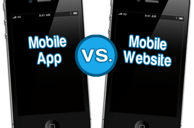 Mobile App vs. Mobile Web