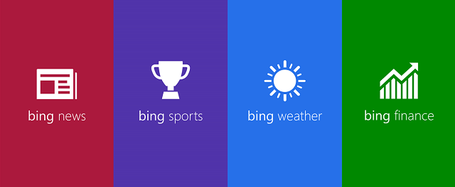 Effective Bing Apps for Windows8