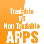 Tradable Vs. Non-tradable Apps