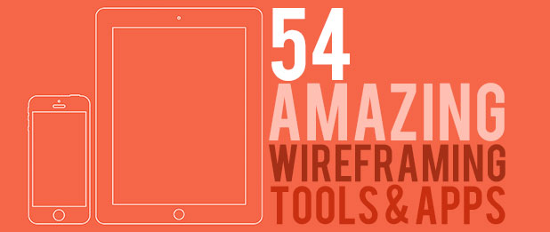 Wireframing Tools & Apps