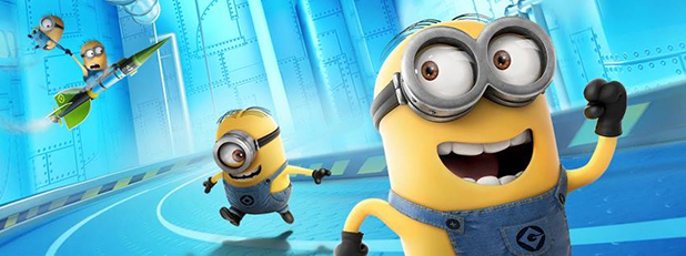 Despicable Me - Minion Rush