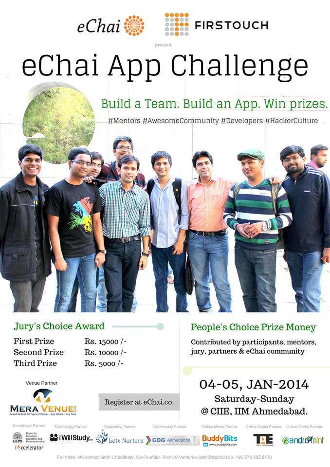 eChai App Challenge event 1 1
