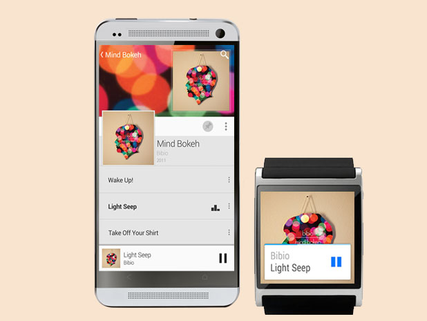 Android Wear and Android TV