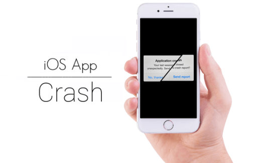 Case of Your Mobile Apps Crashing
