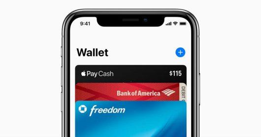 Get iPhone Mobile Wallet