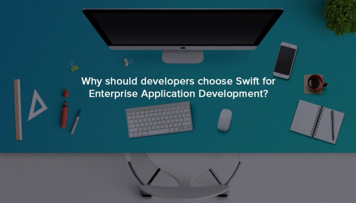 Swift-for-Enterprise-Application-Development