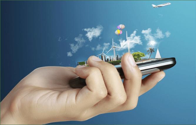 travel mobile app