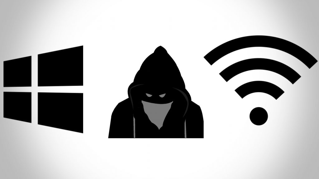 hack wifi with windows