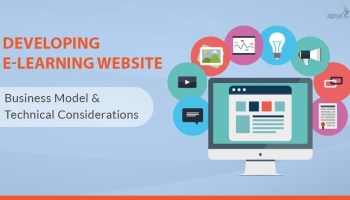 Developing eLearning Website