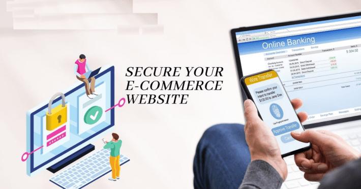 Secure eCommerce Website