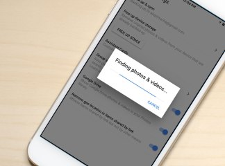 How to fix iPhone out of storage issues with Google Photos