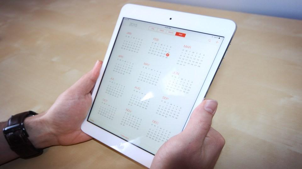 how to share calendars icloud