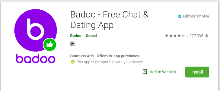 Badoo - Free Chat & Dating App - (complete review) - The App