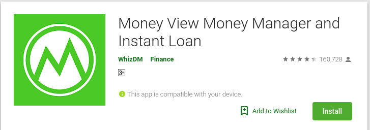 Money View app complete review