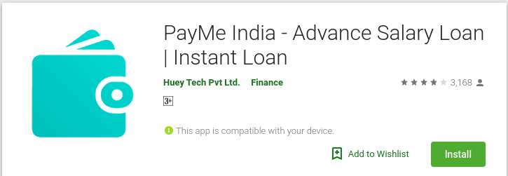 PayMe India app review