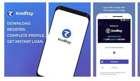 Kreditzy- Best instant Personal Loan App {Complete Detail} 3