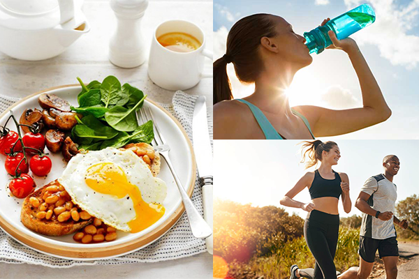 Health and fitness image