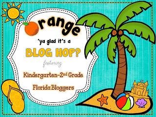 Orange 'ya glad it's a Blog Hop?