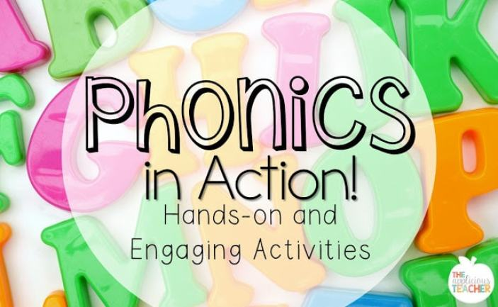 Engaging activities for teaching phonics in the primary classroom