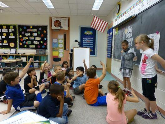 Student Led Lessons