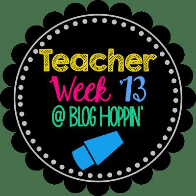 Teacher Week 2013- Classroom Digs