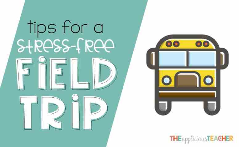 If planning a field trip makes you wanna die, read these awesome tips for streamlining this often stressful event!