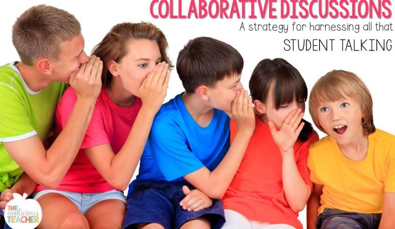 Something to Talk About- Student Led Discussions in the Classroom