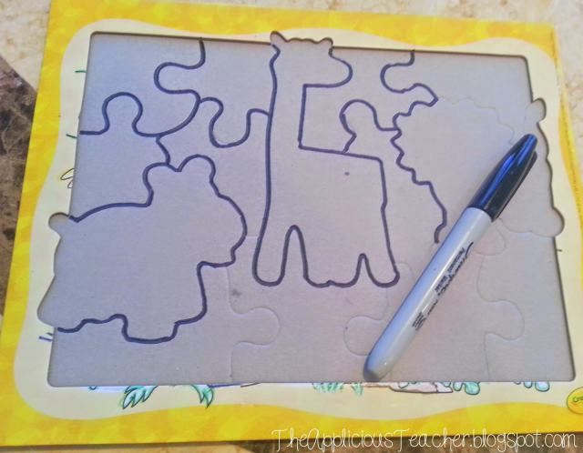 using puzzles in the classroom
