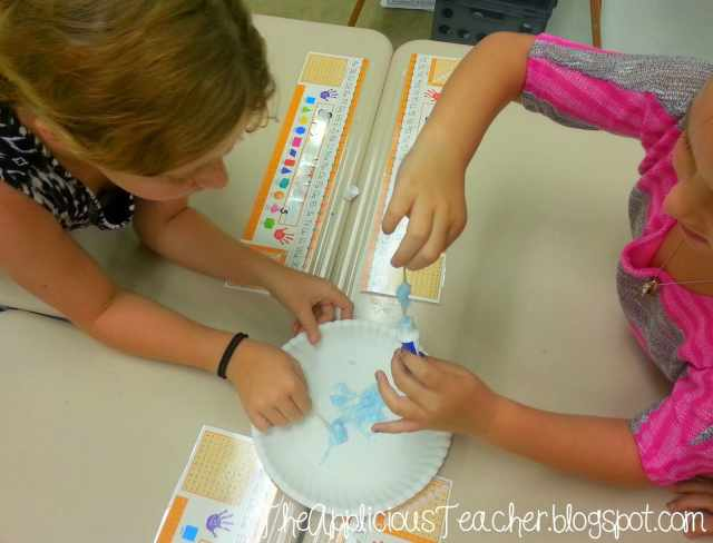 teaching to use kind words