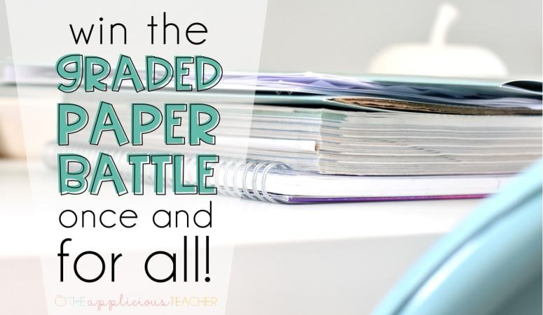 Win the Graded Paper Battle for Once and For All!