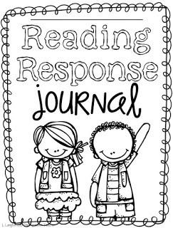 Reading Response Journal Cover