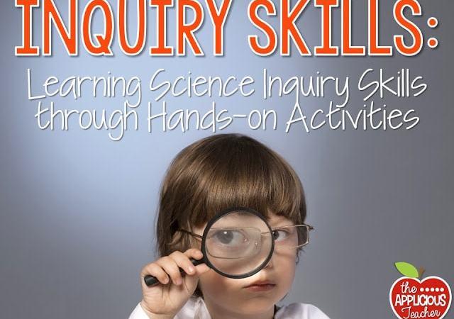 Exploring Science Inquiry Skills