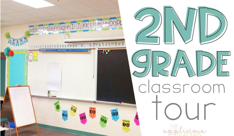 2nd Grade Classroom Tour!