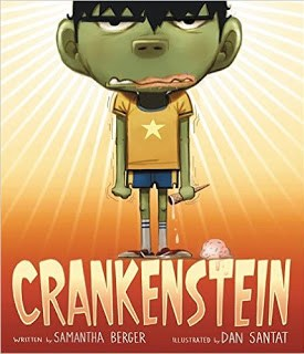 Crankenstein activities and ideas