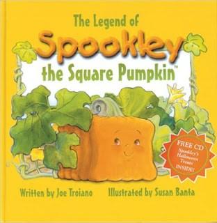 Spookley the Square Pumpkin Activities