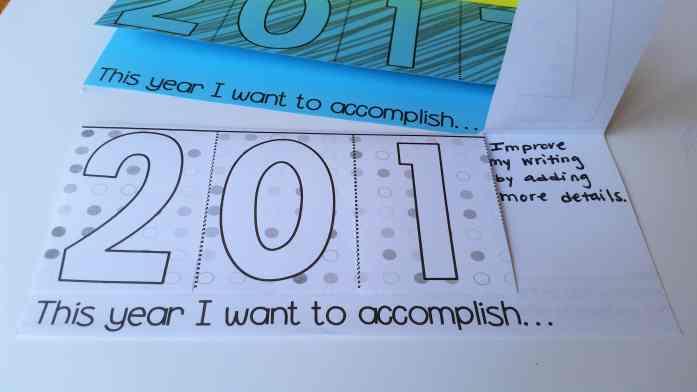 Goal setting tabbook