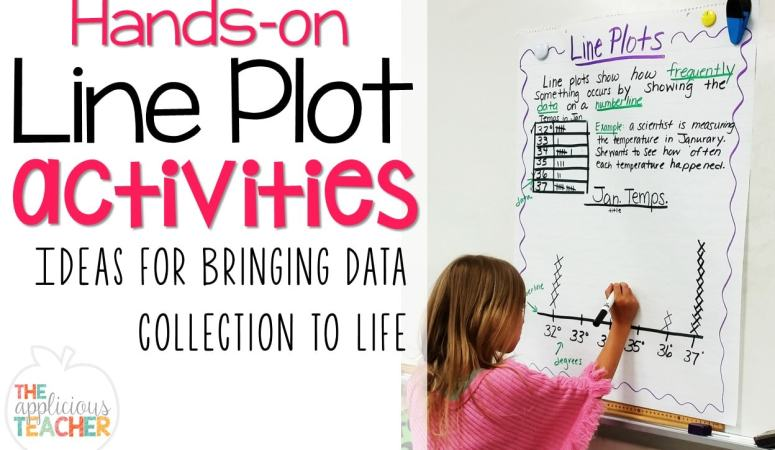 Hands-On Line Plot Activity