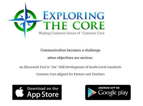 Explore the Core App