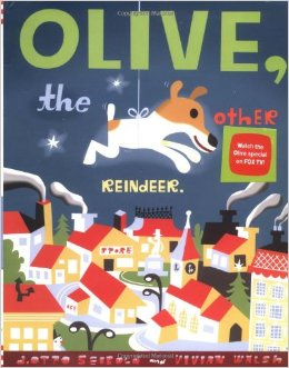 Olive the Other Reindeer- perfect book for close reading around the holidays.