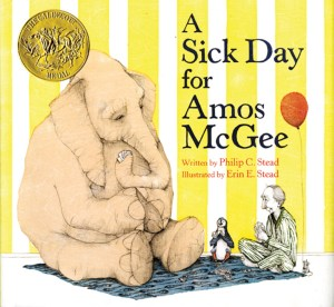 Books about Kindness sick day for amos mcgee