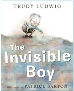 Books about Kindess the-invisable-boy