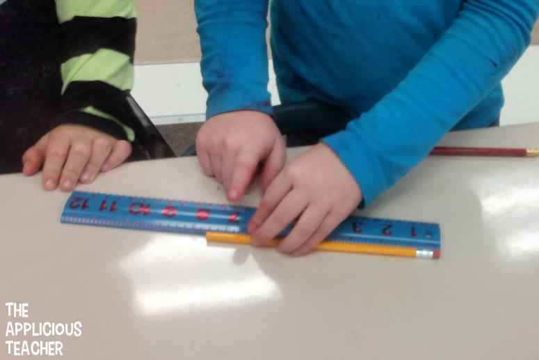 hands on measurement activities