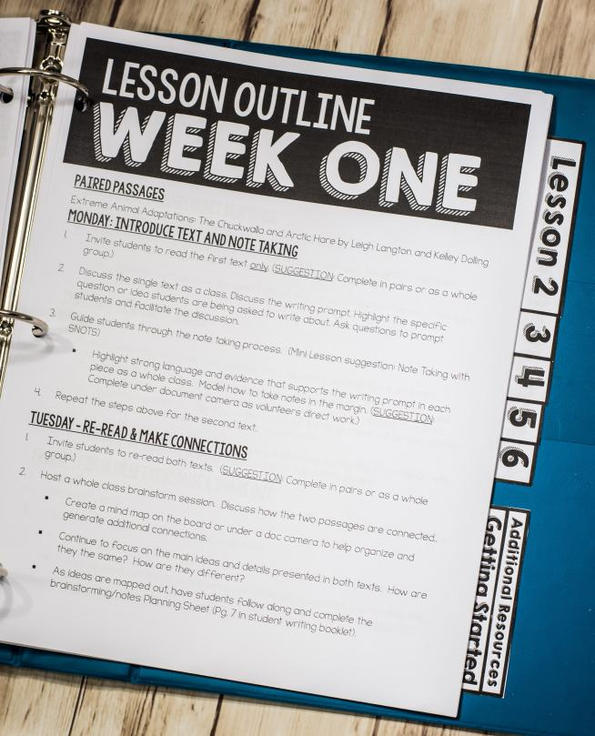 lesson plans for responding to text, text based writing lesson plans 3rd 4th 5th grade
