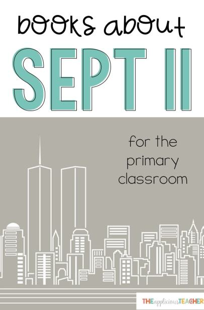 In search of books for teaching your students about 9/11. These suggestions are perfect for primary classrooms.