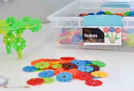 Brainflakes- Great classroom STEM material-TheAppliciousTeacher.com