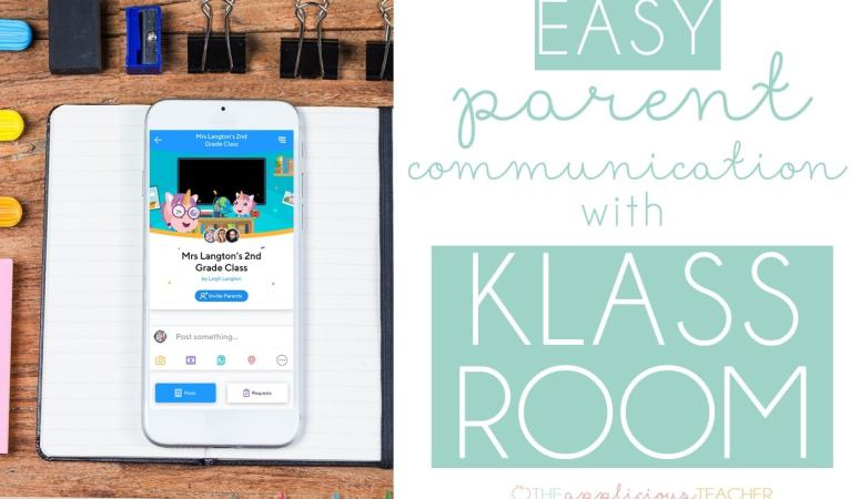 Easy Parent Communication Tool: Klassroom