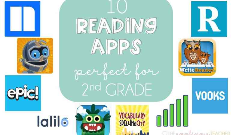 10 Reading Apps Perfect for 2nd Grade