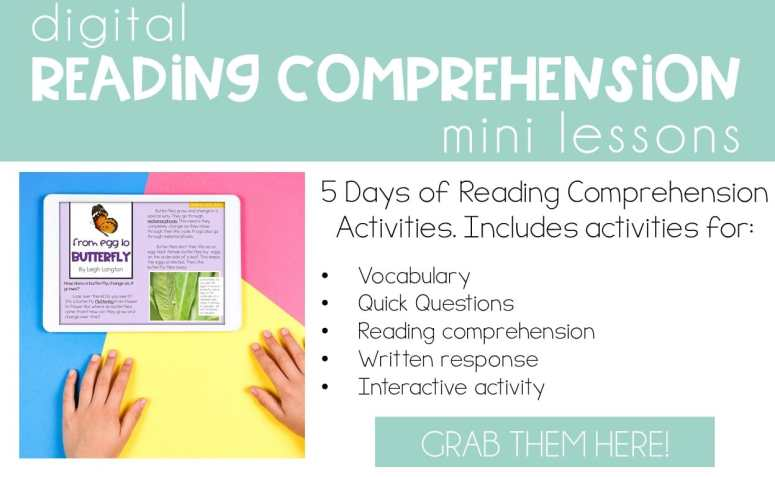 digital reading comp