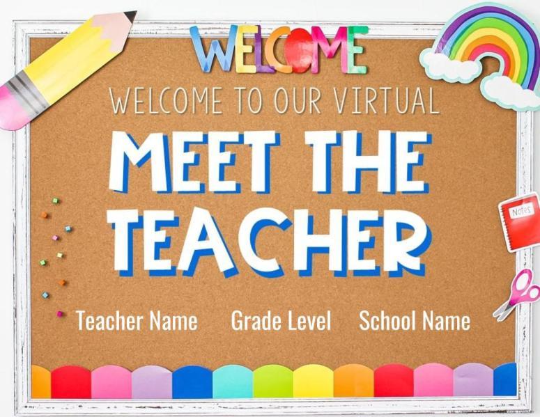 digital meet the teacher