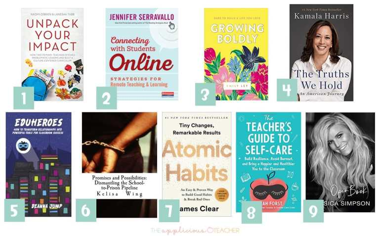 must read books for teachers in 2021